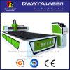 Автомат для резки лазера волокна CNC с нержавеющей сталью