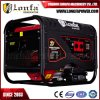 220 볼트 2kw Electric Start Semi Silent Gasoline Generator