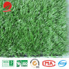Fibrillated Artificial Grass для футбольного поля Fifa, PE Grass, PP +Non-Woven Fabric + Optional Mesh Fabric