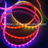 Ws2801 Digital Strip Waterproof Dream Color Changing RGB Flexible LED Strip Rope Light Stripe Lamp 5V
