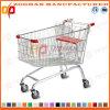 슈퍼마켓 유럽 작풍 쇼핑 카트 트롤리 (Zht4)