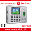 Realand FingerprintおよびCard時間Attendance Systems (A-F261)