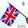 Bandeira nacional da mão do poliéster inteiro da alta qualidade da venda (SS-HF2)