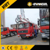 Caminhão de escada aéreo hidráulico chinês aéreo brandnew do incêndio do carro de bombeiros Dg32c da plataforma