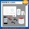 Het Systeem van het Alarm van Alarm&GSM van de Indringer van het Scherm van de aanraking met de Controle van Ios&Android APP pH-G2