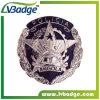 El Pin barato de la aduana de la fuente, policía del metal Badge