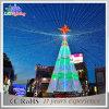 Luz ao ar livre da decoração da árvore de Natal do diodo emissor de luz do projeto novo do Xmas