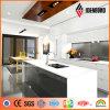 최신 판매 현대 가정 훈장 높은 광택 알루미늄 플라스틱 위원회