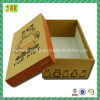 Embalagem de caixa de sapato ondulado de duas peças