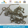 La Cina Top Quality 2.4mm Silver Ball Chain per Gift/Jewellery