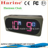 끼워넣어진 Roof Mounted 24V Car Digital LED Electronic Time Clock