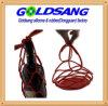 2016 sacos dobráveis da correia fotorreceptora do vinho do silicone creativo do produto