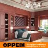 Комплекты спальни двойника кровати Cherrywood высокого качества классицистические (CH21532A180)