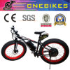 48V 500W Hub Motor Fat Tire Electric Bike