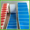 Do vácuo evidente da segurança da calcadeira do animal de estimação etiquetas adesivas