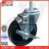 5 Inch Swivel pp. Caster mit Side Brake