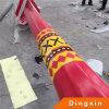 Borne elétrico da lâmpada de pólo da luz da rua (DXSLP-0W)