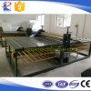Cortadora del balanceo de la alta calidad de la fábrica de Kuntai para los materiales de hojas