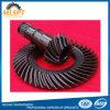 Конические зубчатые колеса изготовления стальные спирально для сбывания