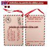 Produits de Noël de papier de métier de Santa de fête de Noël les meilleurs (CH8046)