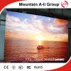 Pantalla de visualización video de interior ligera estupenda del alquiler HD P6 LED