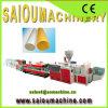 中国の金製造者PP/PE/PVCの波形の管機械