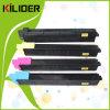 KyoceraのためのカラープリンターのTaskalfa 2551ci Tk8326/8327/8329レーザーTk8325のトナー