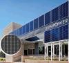 60W todo en una luz de calle solar con la batería de litio, sensor de PIR