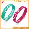 Wristband de borracha personalizado alta qualidade para os eventos (YB-LY-WR-52)