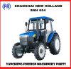 Nouveau Hollande tracteur Snh654 de Changhaï