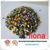 Bule/White 플라스틱 Granules/Resin Masterbatch (B06)