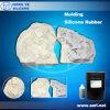 Силиконовая резина RTV жидкостная для прессформ карниза гипсолита