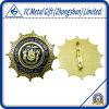 Emblema personalizado da medalha do metal do preço de fábrica para o presente da lembrança (BG 057)