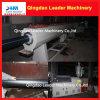 Gás do HDPE e tubulação de água que faz a máquina