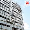 Berceaux suspendus par aluminium pour la construction