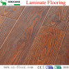 12mm Madera de fresno Textura Eir Técnica laminado impermeable Flooring