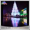 Luz da árvore da decoração 3D Ledholiday do Natal branco