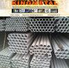 Bonne qualité 201 Sch40 de pipe inoxidable filetée de tube de décoration
