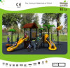 Outdoor di tema Playground di Kaiqi Tree House Children per Schools (KQ10056A)