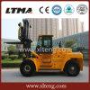中国の最大のディーゼルフォークリフト20トンのフォークリフト