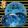roue simple de cuvette du diamant 4  - 7  pour la pierre avec la bonne qualité