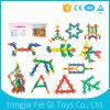 Los ladrillos de interior Zona de juegos juguete niño juguete bloques de plástico (FQ-6004)