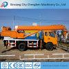8 Tonnen-LKW-Kran-Hersteller mit Stock-Hochkonjunktur-Teilen