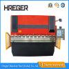 Гидровлическая машина стальной плиты углерода Wc67y-400X6000 складывая