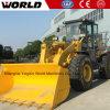 Pequeño cargador hidráulico chino de la rueda para la venta