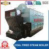 Tube d'incendie à chaînes horizontal de grille fait dans la chaudière à vapeur de charbon d'essence de la Chine