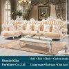 Königliche Art L Form-Leder-Sofa für Hauptmöbel (193)
