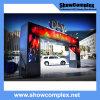 Visualización video a todo color al aire libre del LED para el anuncio con el panel delgado (pH10 960mm*960m m)