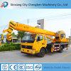 Camion chiaro di stato della strumentazione di sollevamento il nuovo Crane 10 tonnellate