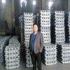 Lingote refundido del terminal de componente del lingote 99.994% puros del terminal de componente para la venta